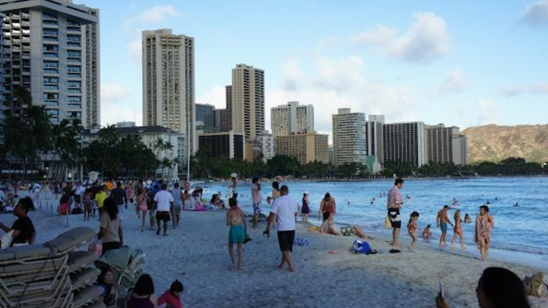Internet shopping for Hawaii Vacations is bad for your health