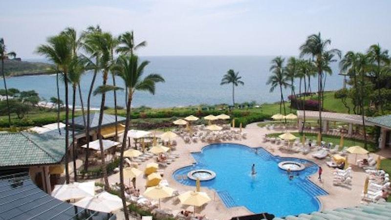 """Doing a Hawaii Honeymoon """"split"""""""