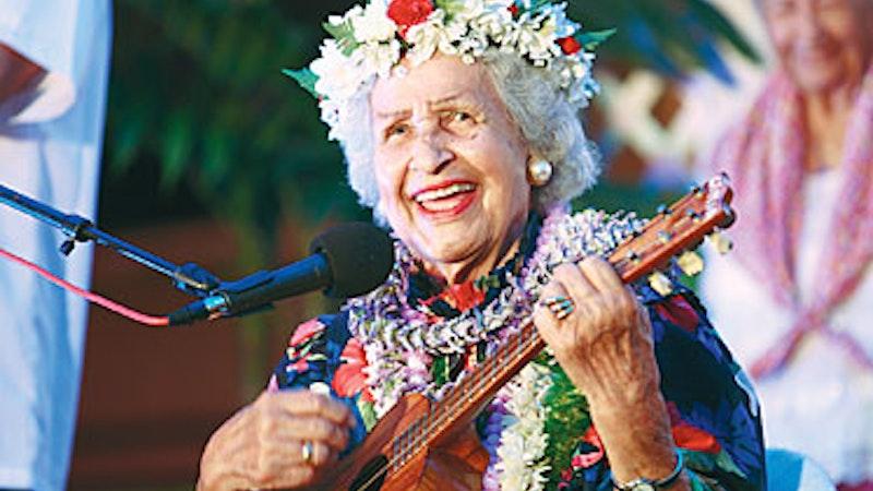 Hawaiian Treasure – Aunty Genoa Keawe