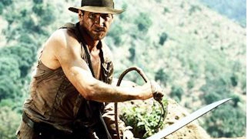 Indiana Jones 4 Filmed on Big Island