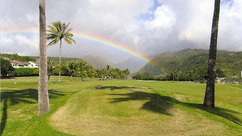 Moanalua Golf course, Hawaii's first