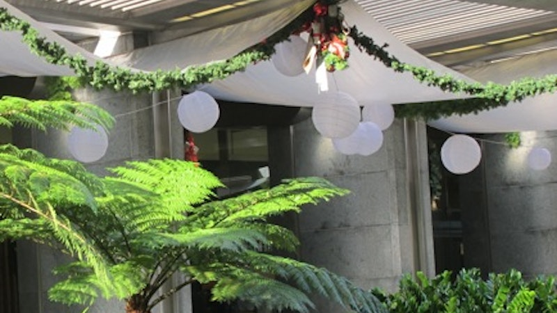 Diverse holiday traditions in Hawaii