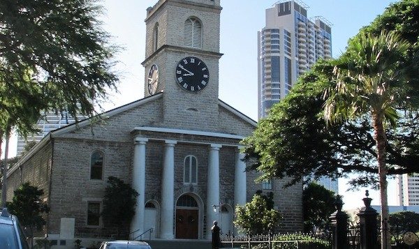 Kawaiahao Church in Honolulu