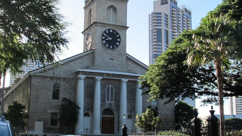 Historic Churches in Hawaii: Kawaiahao