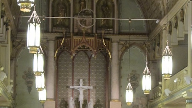 Hawaii cathedral is home to a saint