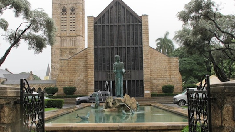 Hawaii Cathedral of St. Andrew has royal roots