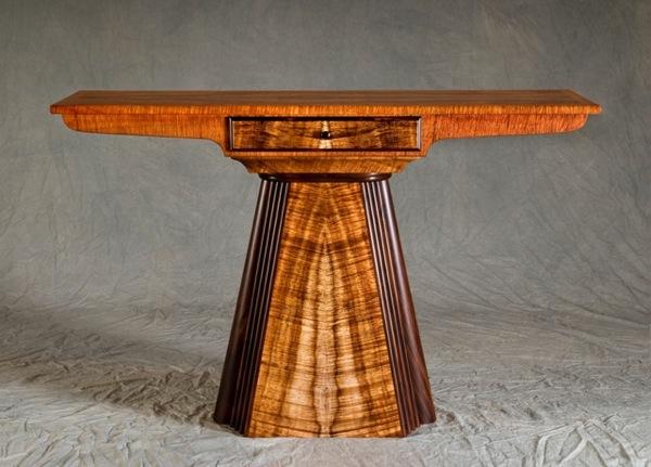 Wooden artwork titled  Rising Again  by Hal Lum. Artworks of Hawaii Wood   Hawaii Aloha Travel