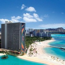 Hilton Hawaiian Village Waikiki Beach Resort 222