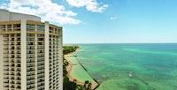 Hyatt Regency Waikiki Beach Resort & Spa Interior Entrance
