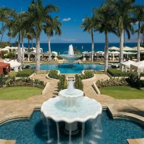 Fountain at Grand Wailea Resort on Maui