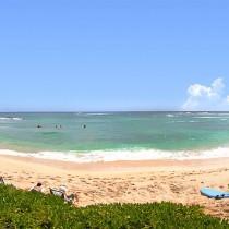 Beach at the Castle Kiahuna Plantation