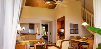 Loft unit at the Cliffs at Princeville