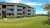 Exterior shot of Cliffs at Princeville