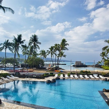 King Kamehameha's Kona Beach Resort