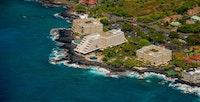 Royal Kona Resort Aerial View