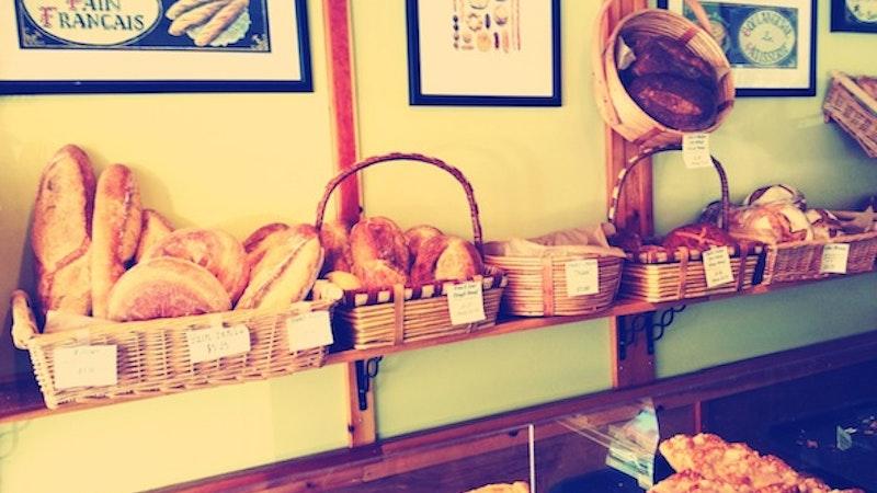 Oui, Bread at a Manoa Boulangerie
