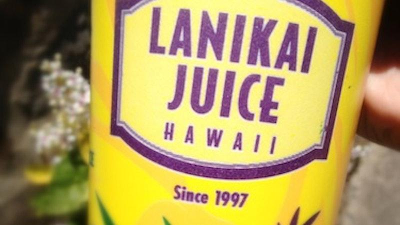 Smoothie Loving at Lanikai Juice