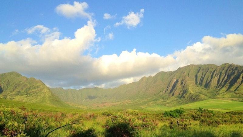 Hawaiian History Alive in Makua Valley