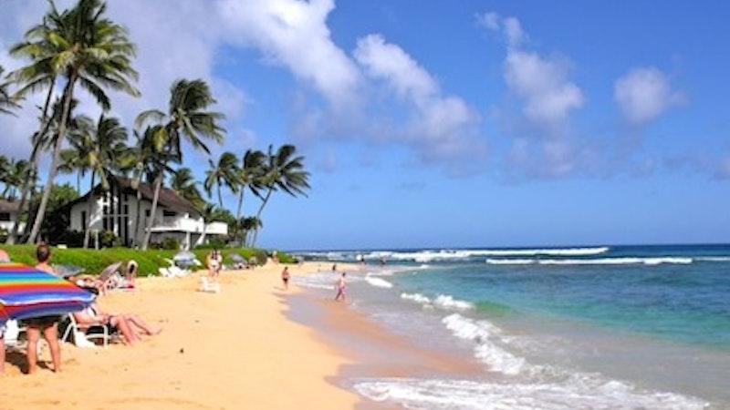 Lifeguarded Beaches on Kauai