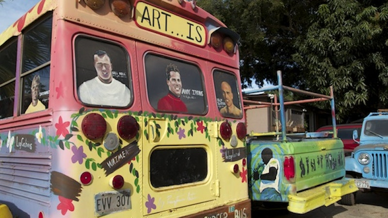 Local Artist Remembered by What 'Art…Is'