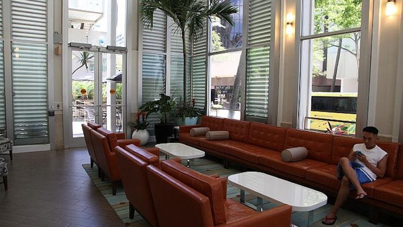 Waikiki Shoreline Hotel Grand Opening