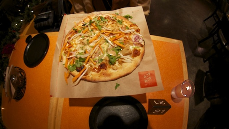 Healthier Options at ZPizza Hawaii
