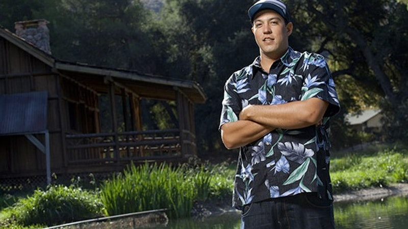 Hawaii Fisherman Featured in 'Top Hooker'
