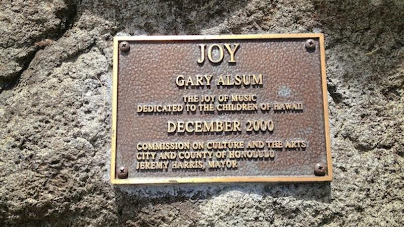 Appreciating Hawaii's Public Art