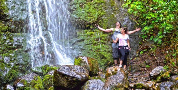 Likeke Waterfall Hike