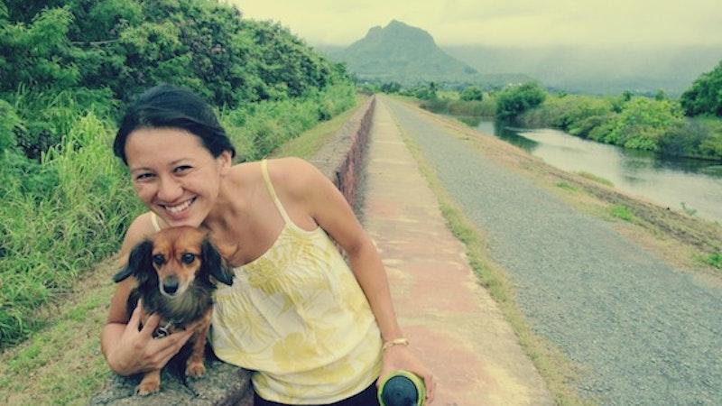 Exploring the Kawai Nui Marsh Trail