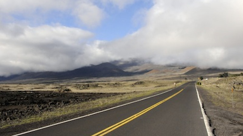 A Mission to Mars in Hawaii