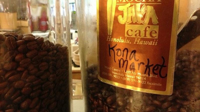 More Than A Cup of Joe at Mocha Java