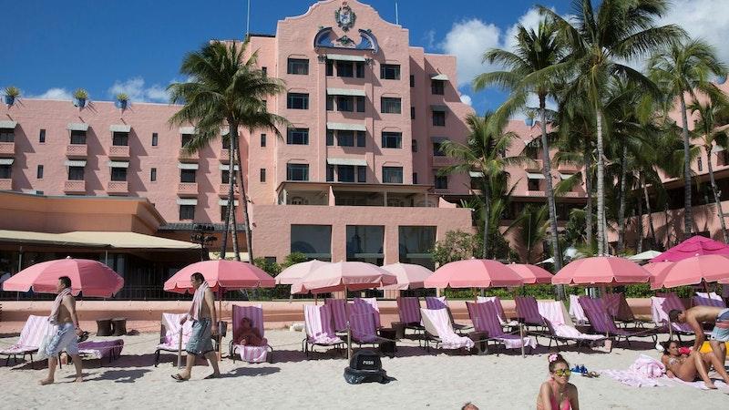 Waikiki Beach Boys evicted