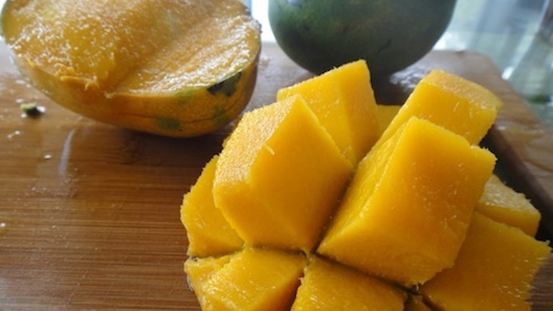 Taste of Summer: Li Hing Pickled Mango