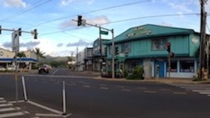 Kapaa, One of the Nation's Prettiest Towns