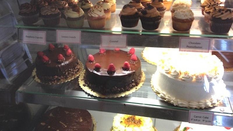 Macaroons, Cupcakes + More at Cake Works