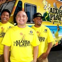 Aloha Plate Food Truck Crew