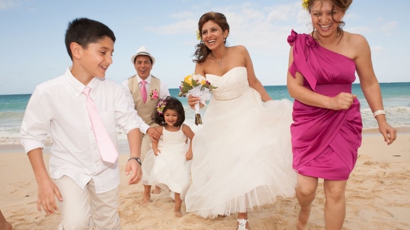Getting married on Oahu