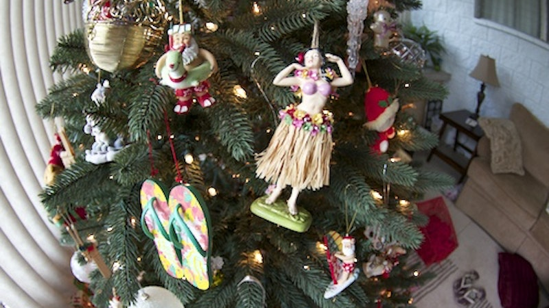Hawaii Christmas.Happy Hawaiian Christmas Hawaii Aloha Travel