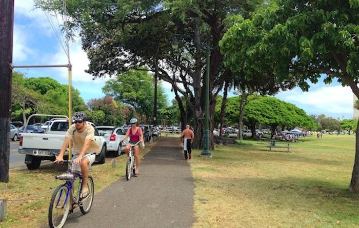 My Favorite Walking Paths on Oahu