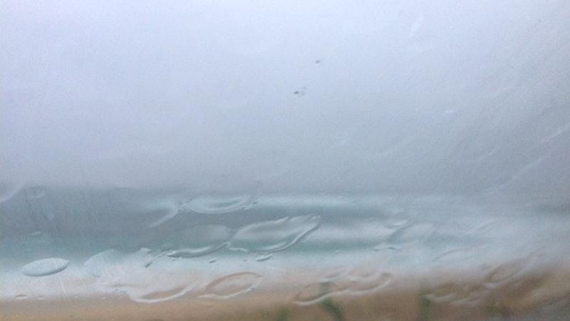 Waiting Out A Hawaiian Storm