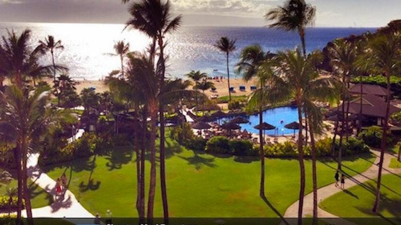 Celebrating Sheraton Maui's Golden Era