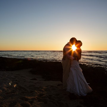 Hawaiian Island Dream Wedding