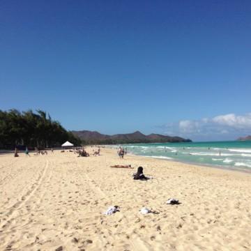 Makenna Beach on Maui