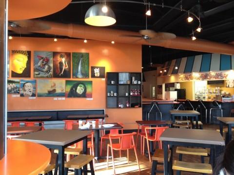 Kissaten coffee shop in Honolulu