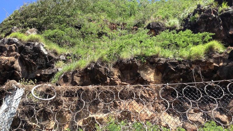 Heavy Rains Bring Landslides in Hawaii