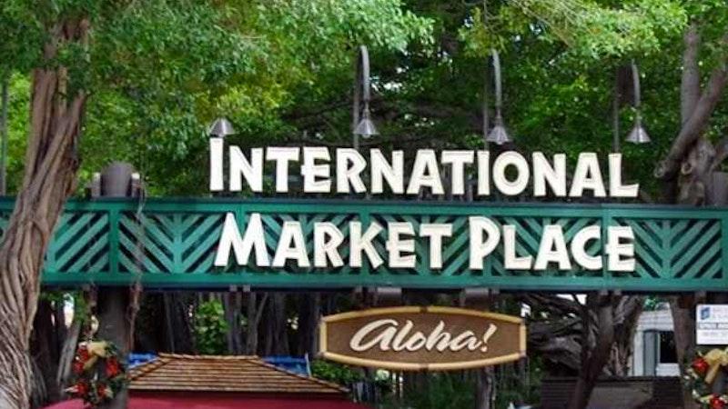 The New International Marketplace