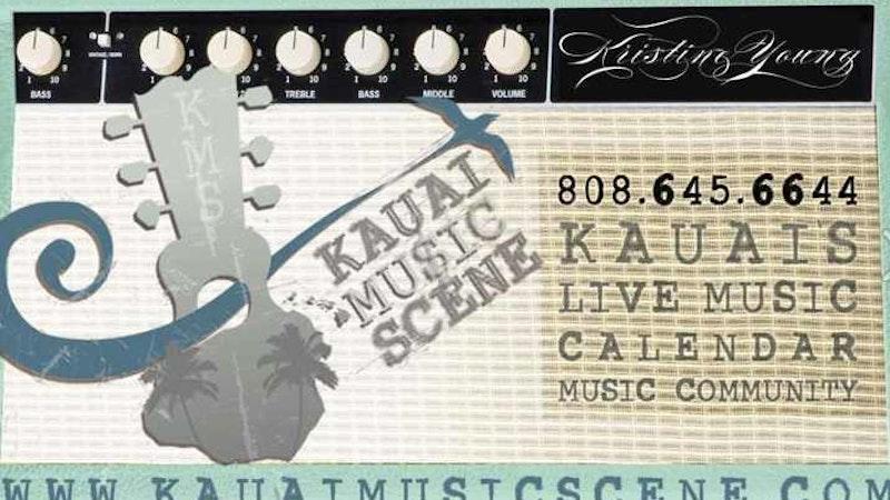 Find Live Music on Kauai