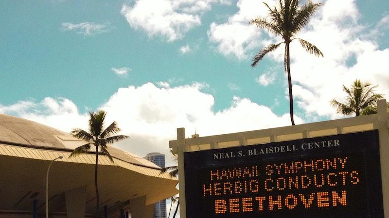 Broadway Comes To Hawaii
