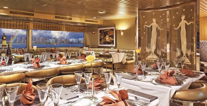 Main dining room,